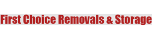 First Choice Removals and Storage logo