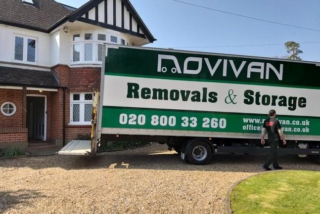 Movivan Removals Ltd-3